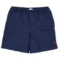 Îmbracaminte Băieți Maiouri și Shorturi de baie Polo Ralph Lauren SOLAL Albastru
