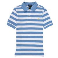 Îmbracaminte Băieți Tricou Polo mânecă scurtă Polo Ralph Lauren VRILLA Multicolor