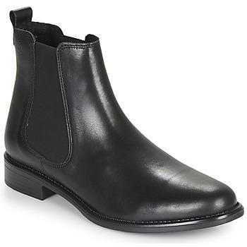 Pantofi Femei Ghete Betty London NORA Negru