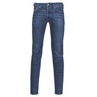 Îmbracaminte Bărbați Jeans skinny Diesel SLEENKER Albastru / Culoare închisă