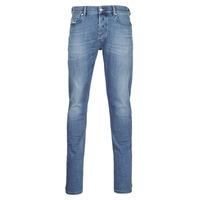 Îmbracaminte Bărbați Jeans slim Diesel D-LUSTER Albastru / LuminoasĂ