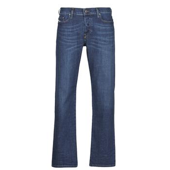 Îmbracaminte Bărbați Jeans drepti Diesel D-MITHRY Albastru / Culoare închisă