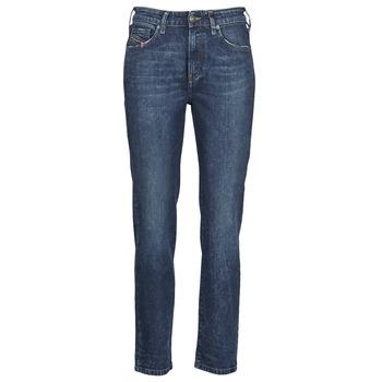 Îmbracaminte Femei Jeans drepti Diesel D-JOY Albastru / Medium