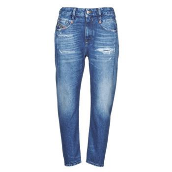 Îmbracaminte Femei Jeans boyfriend Diesel D-FAYZA Albastru / Medium