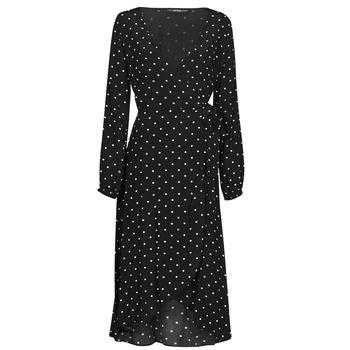 Îmbracaminte Femei Rochii lungi Guess NEW BAJA DRESS Negru