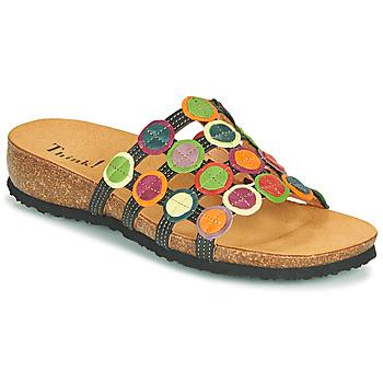 Pantofi Femei Sandale  Think JULIA Roșu / Verde