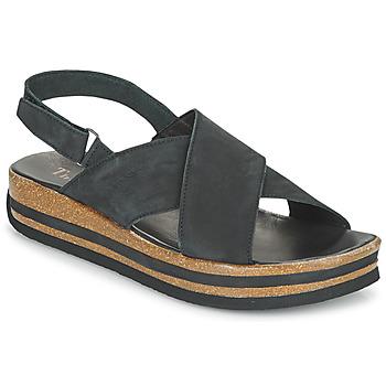 Pantofi Femei Sandale  Think ZEGA Negru