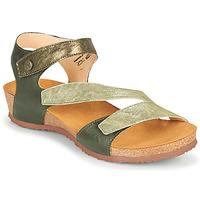 Pantofi Femei Sandale  Think DOUMIA Verde