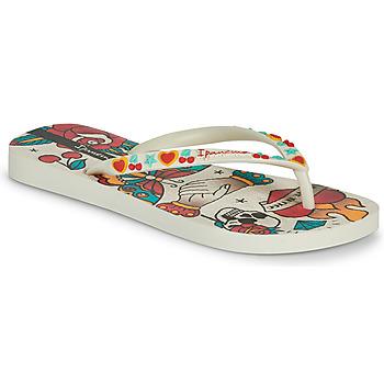 Pantofi Femei  Flip-Flops Ipanema IPANEMA SEM IGUAL TATTOO FEM Multicolor