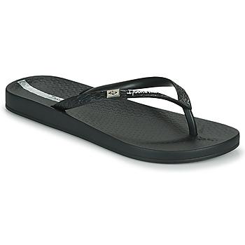 Pantofi Femei  Flip-Flops Ipanema IPANEMA ANAT BRASILIDADE FEM Negru