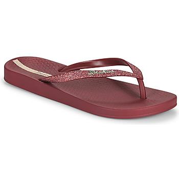 Pantofi Femei  Flip-Flops Ipanema IPANEMA ANAT LOLITA FEM Roșu
