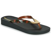 Pantofi Femei  Flip-Flops Ipanema IPANEMA ELEGANCE FEM Negru / Auriu