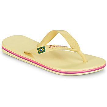 Pantofi Copii  Flip-Flops Ipanema IPANEMA CLAS BRASIL II KIDS Galben