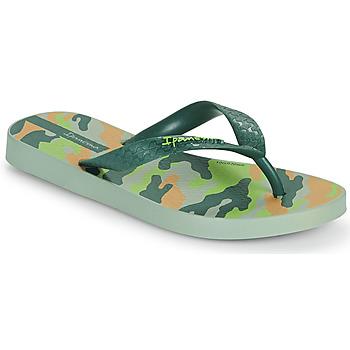 Pantofi Copii  Flip-Flops Ipanema IPANEMA CLASSIC IX KIDS Verde