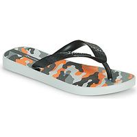Pantofi Copii  Flip-Flops Ipanema IPANEMA CLASSIC IX KIDS Gri / Negru / Portocaliu
