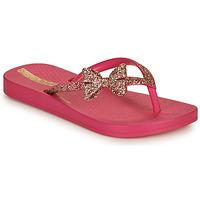 Pantofi Copii  Flip-Flops Ipanema IPANEMA ANAT LOLITA KIDS Roz