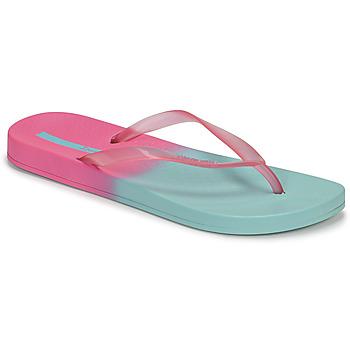 Pantofi Femei  Flip-Flops Ipanema IPANEMA COLORFUL FEM Albastru / Roz