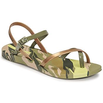 Pantofi Femei Sandale  Ipanema IPANEMA FASHION SAND. IX FEM Verde