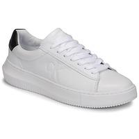 Pantofi Femei Pantofi sport Casual Calvin Klein Jeans CHUNKY SOLE SNEAKER LACEUP LTH Alb