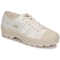 Pantofi Femei Pantofi sport Casual Gola COASTER PEAK Ecru
