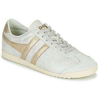 Pantofi Femei Pantofi sport Casual Gola BULLET LIZARD Bej / Auriu
