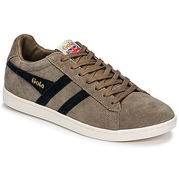 Pantofi Bărbați Pantofi sport Casual Gola EQUIPE SUEDE Bej / Albastru
