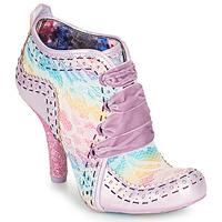 Pantofi Femei Botine Irregular Choice ABIGAIL'S THIRD PARTY Roz / Violet