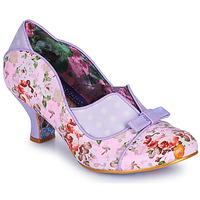 Pantofi Femei Pantofi cu toc Irregular Choice HOLD UP Violet