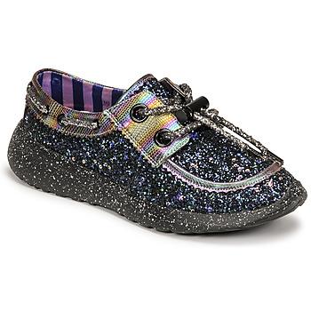 Pantofi Femei Pantofi sport Casual Irregular Choice SKYLAR Negru