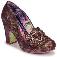 Pantofi Femei Pantofi cu toc Irregular Choice LE GRAND AMOUR Roz