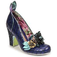 Pantofi Femei Pantofi cu toc Irregular Choice BUNNY BOO Albastru