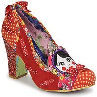 Pantofi Femei Pantofi cu toc Irregular Choice MATRYOSHKA MEMORIES Roșu