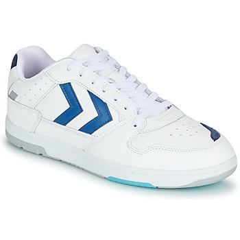 Pantofi Bărbați Pantofi sport Casual Hummel POWER PLAY Alb / Albastru