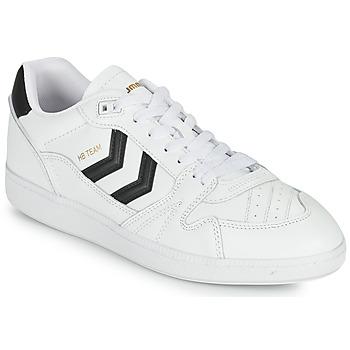 Pantofi Bărbați Pantofi sport Casual Hummel HB TEAM Alb / Negru