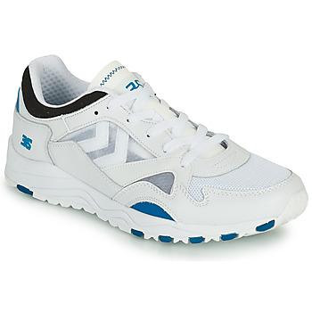 Pantofi Bărbați Pantofi sport Casual Hummel EDMONTON 3S LEATHER Albastru