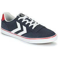 Pantofi Bărbați Pantofi sport Casual Hummel STADIL LOW OGC 3.0 Albastru