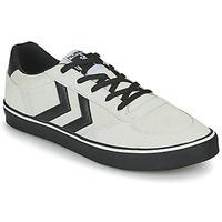 Pantofi Bărbați Pantofi sport Casual Hummel STADIL 3.0 SUEDE Bej / Negru