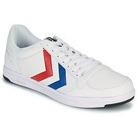 Pantofi Bărbați Pantofi sport Casual Hummel STADIL LIGHT Alb / Albastru / Roșu