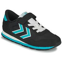 Pantofi Copii Pantofi sport Casual Hummel REFLEX JR Negru