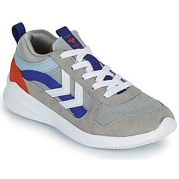 Pantofi Copii Pantofi sport Casual Hummel BOUNCE JR Gri / Albastru