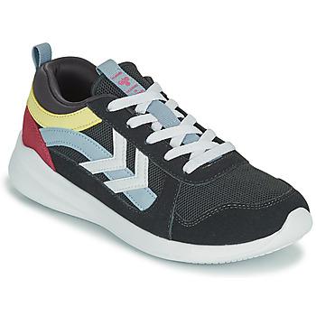 Pantofi Copii Pantofi sport Casual Hummel BOUNCE JR Gri