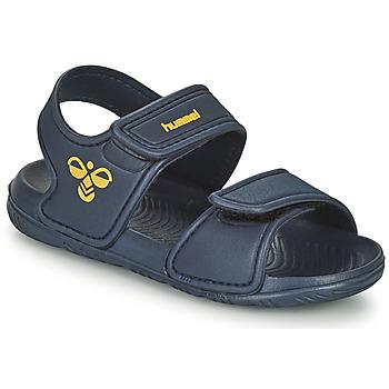 Pantofi Copii Sandale sport Hummel PLAYA JR Albastru