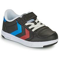 Pantofi Copii Pantofi sport Casual Hummel STADIL LIGHT QUICK JR Negru