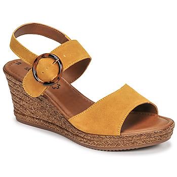 Pantofi Femei Sandale  S.Oliver SAPINO MuȘtar