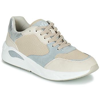 Pantofi Femei Sandale  S.Oliver SAPANE Bej / Gri