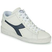 Pantofi Pantofi sport stil gheata Diadora GAME L WAXED ROW CUT Alb