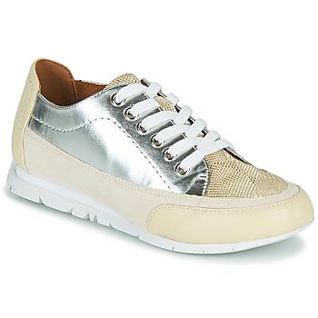Pantofi Femei Pantofi sport Casual Karston CAMINO Bej / Argintiu