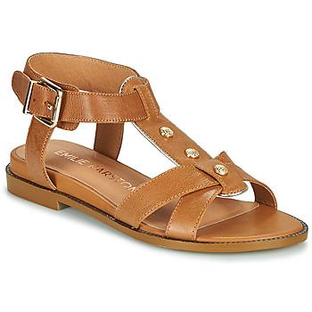 Pantofi Femei Sandale  Karston SOCAS Camel