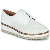 Pantofi Femei Pantofi Derby Karston ORPLOU Alb