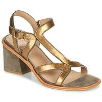 Pantofi Femei Sandale  Karston PSOK Kaki / Bronz